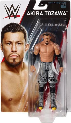 Akira Tozawa WWE Mattel Basic Series 86 Brand New Action Figure Toy Mint PKG
