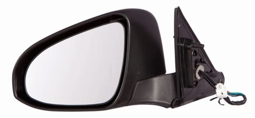 For 2015 Toyota Camry Power Heated Side Mirror Driver Side