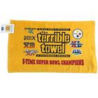 Myron Cope's Pittsburgh Steelers 6X Super Bowl Champions Terrible Towel NWT