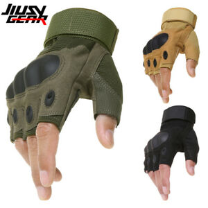 Half-Finger-Gloves-Paintball-Tactical-Fingerless-Motorcycle-Cycling-Shooting-Men
