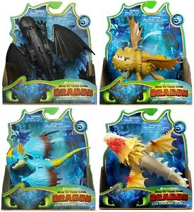 Tren-Your-Dragon-Toothless-How-To-Meatlug-Stormfly-Screaming-Death-Hidden-World