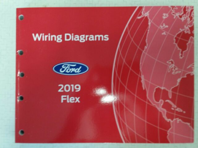 2019 Ford Flex Wiring Diagrams Manual