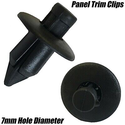20x Toyota MR2 Trim Clips For Front Luggage Compartment Frunk /& Spare Wheel Area