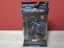 Marvel Universe Legends Mandroid BAF New Sealed Figure Captain America Winter