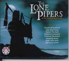 Lone Pipers, The-Lone Pipers of the Scottish  CD NEW
