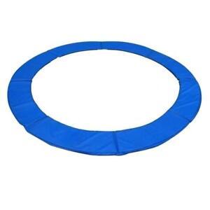 Exacme 12' Trampoline Remplacement De Sécurité Pad Bleu Rond 6180-cp12-afficher Le Titre D'origine