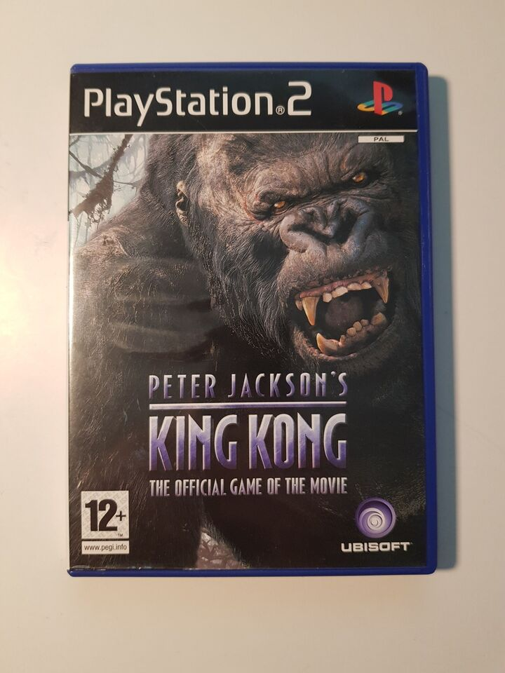 King Kong, PS2