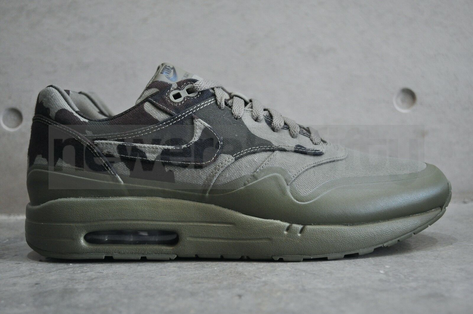 acheter populaire 2fb6d 04e19 Details about Nike Air Max 1 Maxim France SP - Medium Olive/Dark Army Camo  Collection