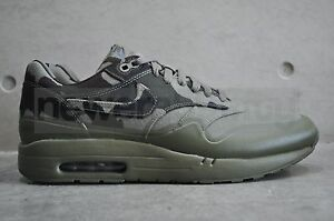 Nike Air Maxim 1 France SP Camouflage Army Green Black