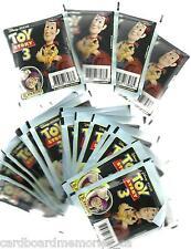 Panini Toy Story 3 - 50 Factory Sealed Sticker Packs - Box Worth