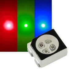 50 RGB Smd Leds 3528 PLCC4 rot grün blau smds led AVAGO