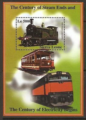 SIERRA LEONE SGMS3957a 2002 TECH. DEVELOPMENT MNH