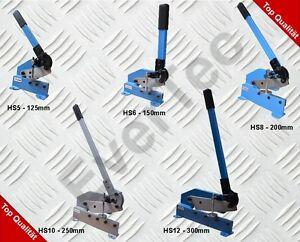 Handhebelschere-125mm-bis-300mm-Hebelschere-Blechschere-Schere-Blech-Metall