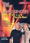 Lead Singer Vocal Techniques Pop to Rock Level Vol. 2 Region 1 DVD