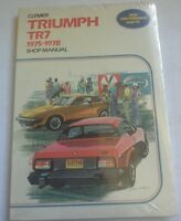 Clymer Triumph Tr7 1975-78 Shop Manual