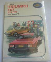 Clymer Triumph Tr7 1975-78 Shop Manual