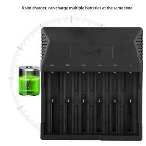 2-6-Slot-Li-ion-Battery-USB-Charger-for-18650-18500-14500-10440-16340-Batteries