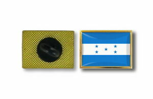 pins pin's flag national badge metal lapel backpack hat button vest honduras
