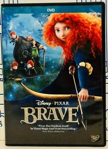 Disney Brave Dvd Movie Cartoon Kids Princess Merida Pixar Adventure Animated 12 786936813111 Ebay