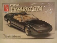 AMT / ERTL  Pontiac Firebird GTA  Model Kit  NIB Sealed 1:25 scale  (317H)  6024