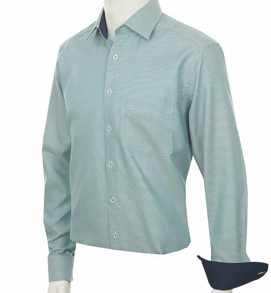 Mint Gaspard Spread Collar