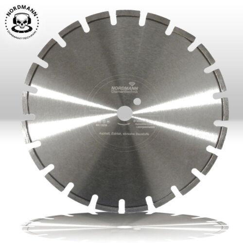 Diamant-Trennscheibe Diamantscheibe Ø 500 x 20,0 mm Asphalt