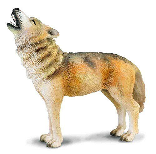 HOWLING WOLF by COLLECTA//toy//wolf