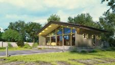 745 Sqft Eco Solid Timber Airtight Panel House Kit Mass Wood Clt Home Prefab