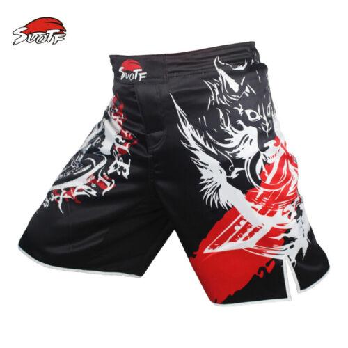 Fight MMA Shorts Muay Thai Gym Sports Sanda UFC Fighting Training Pants