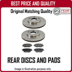 REAR-DISCS-AND-PADS-FOR-AUDI-S8-4-2-40V-QUATTRO-5-1999-2000