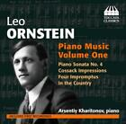 Piano Music Vol.1 von Arsentiy Kharitonov (2012)