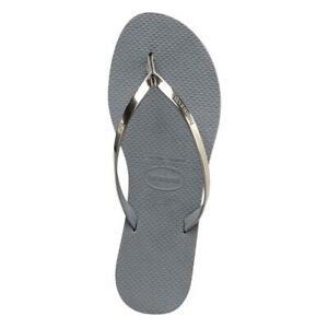 Havaianas Slim Chaussons Tongs Femmes d/'été Chaussures de Bain Plage 2719