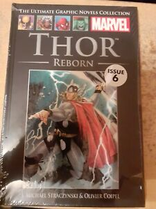 Marvel The Ultimate Graphic Novels Collection No. 52 Thor Reborn