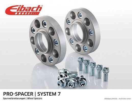 2 ELARGISSEUR DE VOIE EIBACH 20mm par cale = 40mm VW GOLF SPORTSVAN (AM1)
