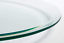 """Clear All Safe Glass 34/"""" Round Tempered Glass Table Top 1//2/"""" Thick Bevel Edge"""