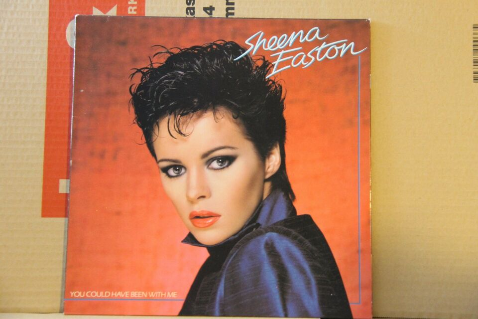 LP, Sheena Easton, You Could Have Been With Me