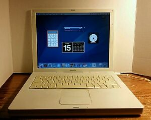 Apple Tiger 10.4 for iBook G4/'s see description