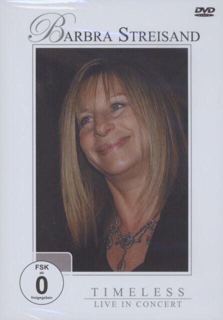DOPPEL-DVD NEU/OVP - Barbra Streisand - Timeless - Live In Concert