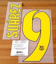 2014-15 Suarez La Liga #9 Camiseta De Fútbol Oficial Sipesa casa Nombre Número Set