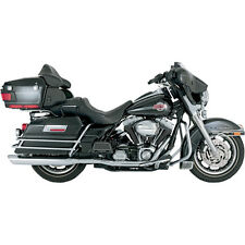 Vance & Hines - 16799 - Dresser Duals Head Pipes, Chrome