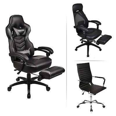 Tremendous Executive Office Chair Ergonomic Adjustable Swivel Computer Pdpeps Interior Chair Design Pdpepsorg