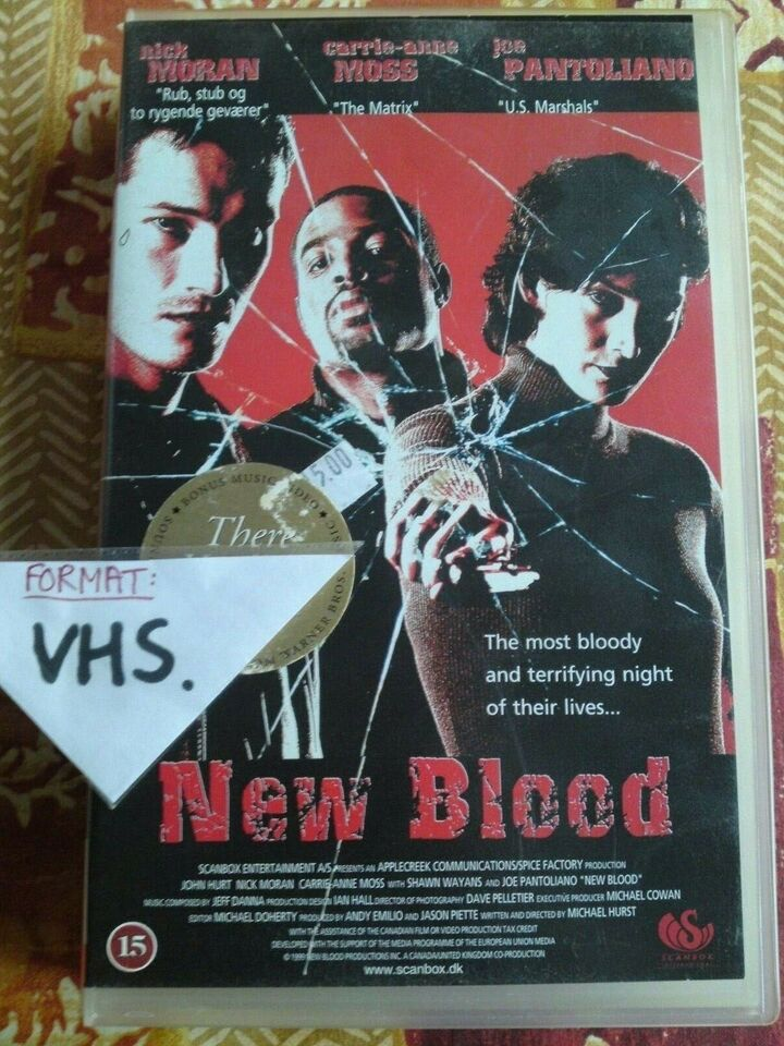 Action, New blood