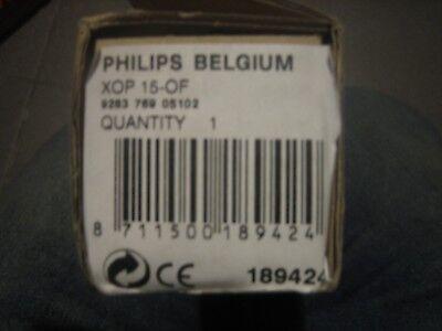 Tv, Video & Audio Philips Speziallampe Stroblampe Mit Entladungsdraht Xop 15-of Neu&ovp Rechnung Phantasie Farben