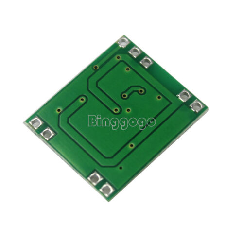 10PCS DC 5V Amplifier Board Class D 2*3W USB Power Mini PAM8403 Audio Module