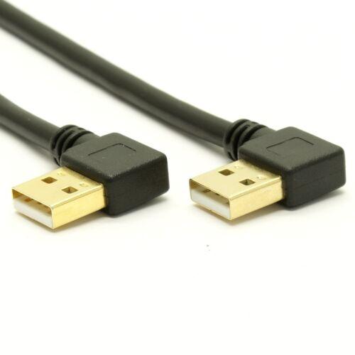 USB 2.0 Angle A to Angle A Cable