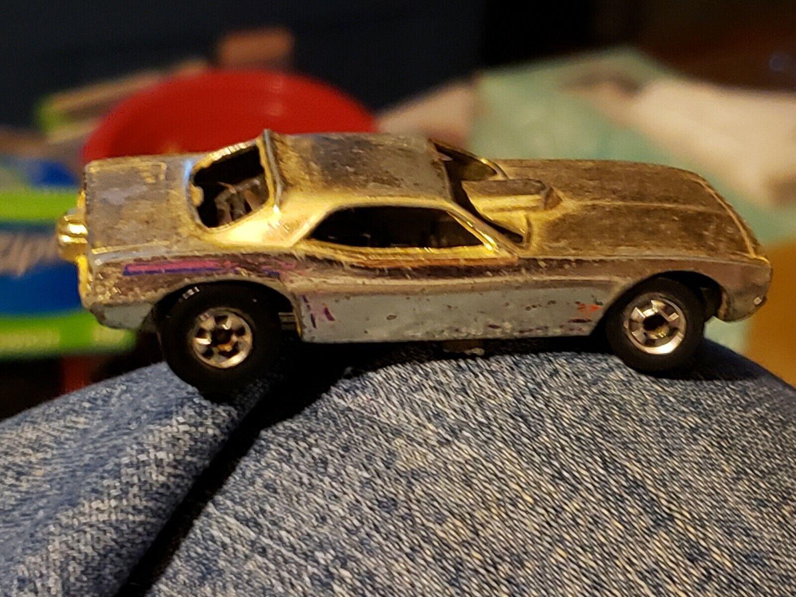 1969 Hot Wheels  Plymouth