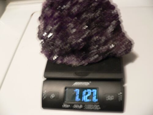 1 DARK AMETHYST FROM URUGUAY THE PURPLE DEPHS
