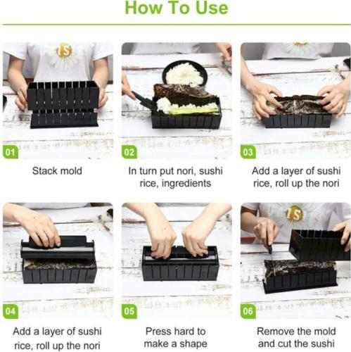 sushi maker kit