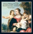 "Johann Philipp F""rtsch: Sacred Concertos; Cantatas (CD, Jun-2014, CPO)"