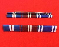 Queens Diamond Jubilee Queens Golden Jubilee Police LSGC Medal Ribbon Bar Pin